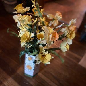Other - Artificial flower arrangements